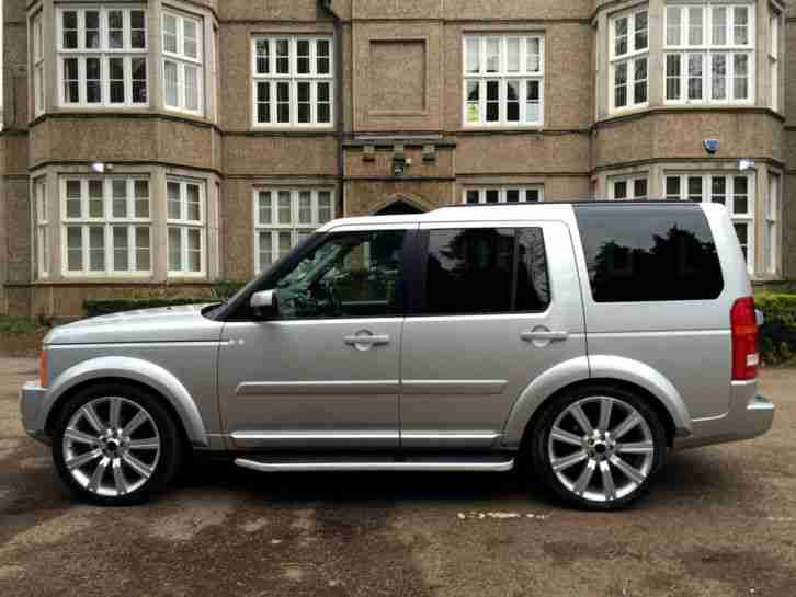 2005 land rover discovery 3 2 7 tdv6 hse sport auto range rover. Black Bedroom Furniture Sets. Home Design Ideas