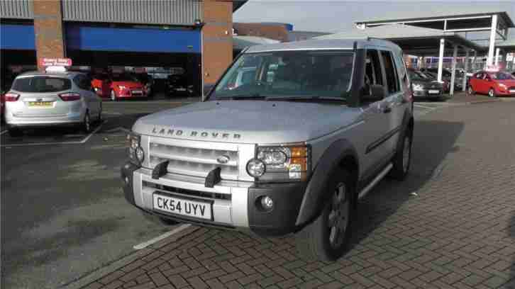 2005 LAND ROVER DISCOVERY Land Rover Discovery TDV6 SE Auto Diesel