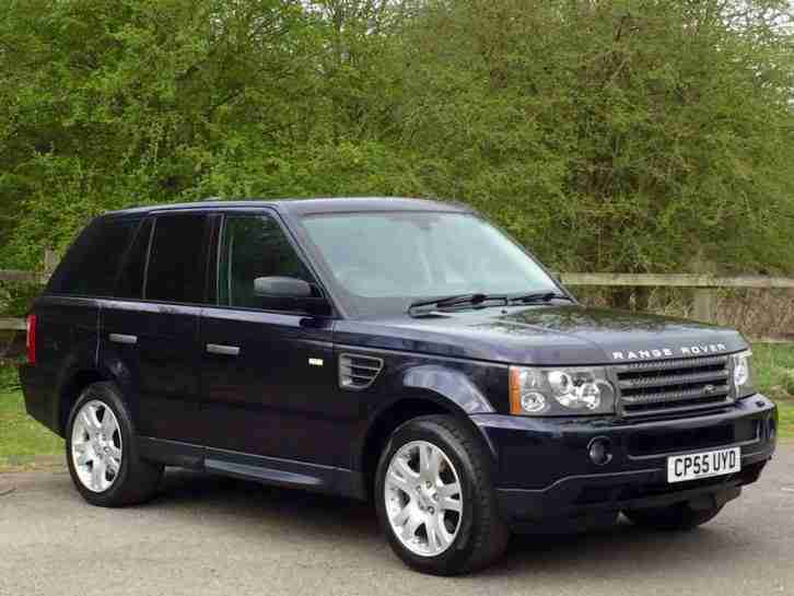 2005 Land Rover Range Rover Sport V8 Hse Auto Automatic 4
