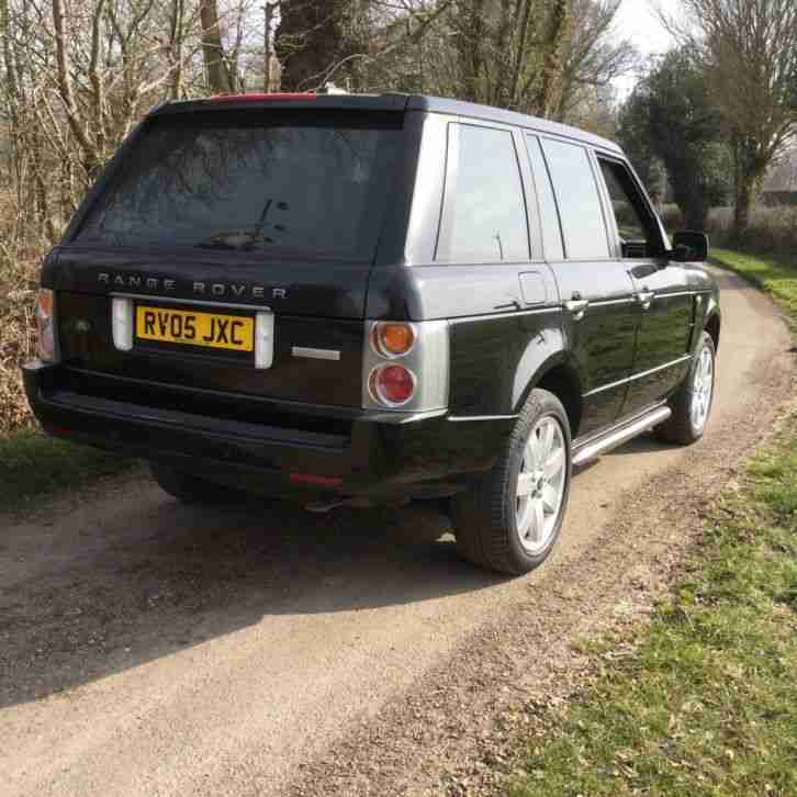 2005 land rover range rover vogue 4 4 v8 autobiography. Black Bedroom Furniture Sets. Home Design Ideas