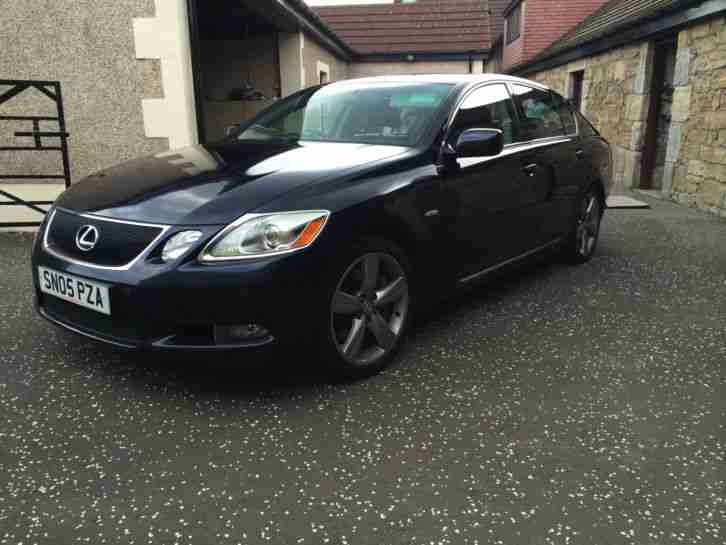 2005 LEXUS GS300 SE-L AUTO NEW MODEL HUGE SPEC LOW RESERVE!!!