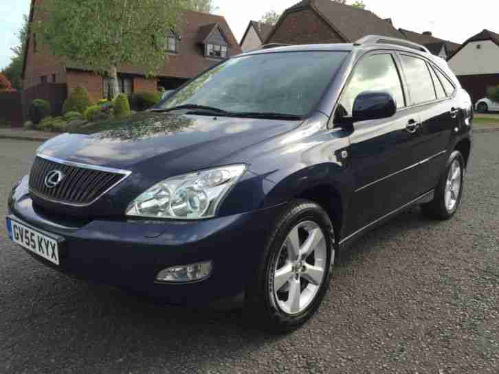 2005 LEXUS RX300 SE-L AUTO BLUE EXCELLENT CONDITION IN AND OUT FULL SERVICE HIS