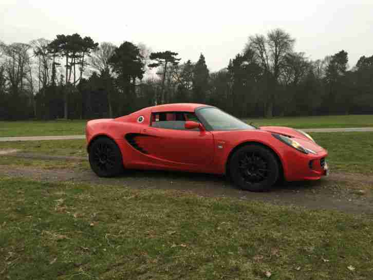 Lotus Elise Car From United Kingdom
