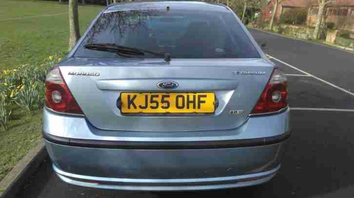 2005 LOVELY MONDEO 2.0 TITANIUM TDCI AUTOMATIC + NEW MOT