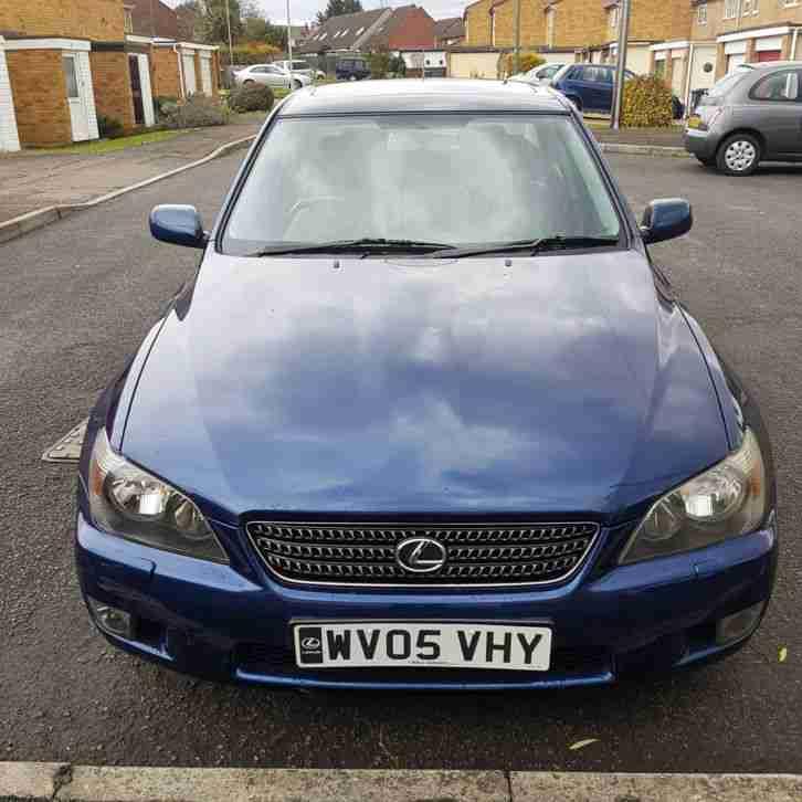 Lexus Suv 2005 For Sale: Lexus 2005 IS200 SE Blue. Car For Sale