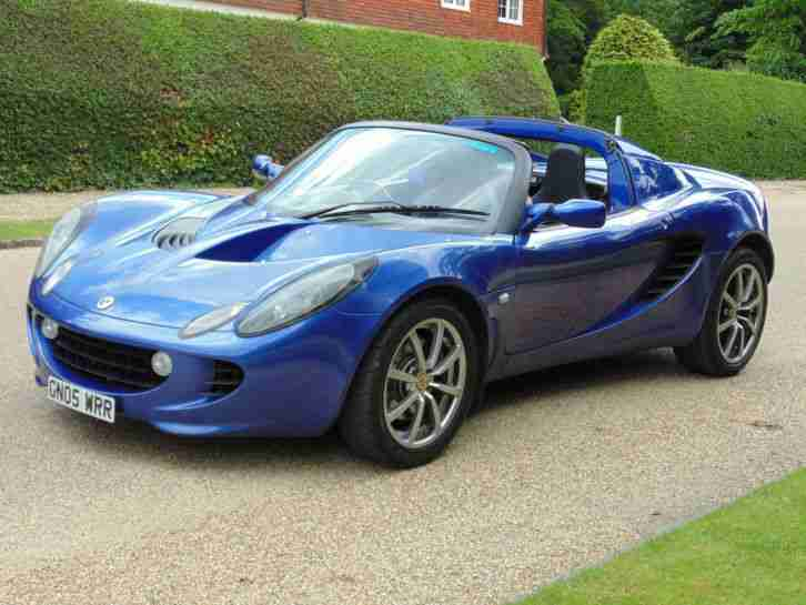 2005 Elise 1.8 111S 2dr Convertible