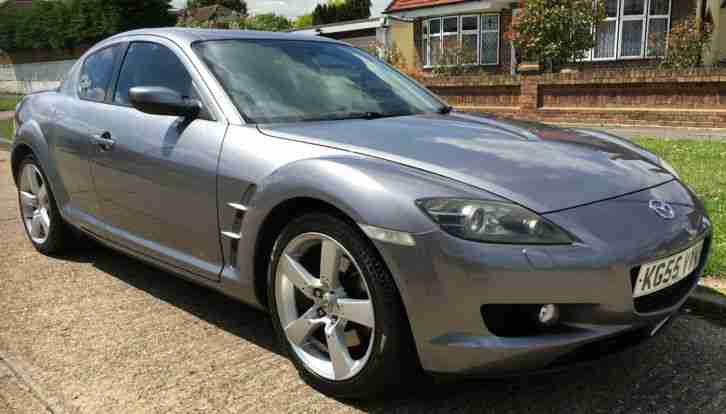 2005 MAZDA RX8 231, LOWER TAX BRACKET, ONLY 71000 MILES, IN LOVELY CONDITION