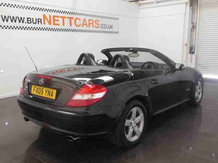 2005 mercedes benz slk slk 200k tip auto full 9 stamp service history. Black Bedroom Furniture Sets. Home Design Ideas