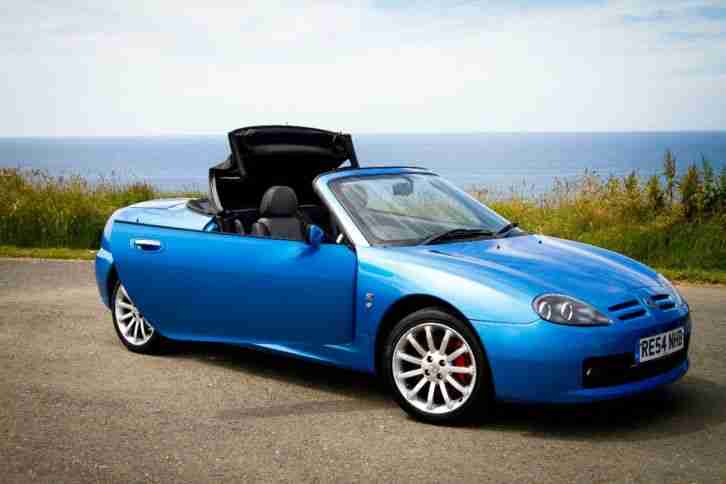 2005 MG MG TF SPARK 135 BLUE