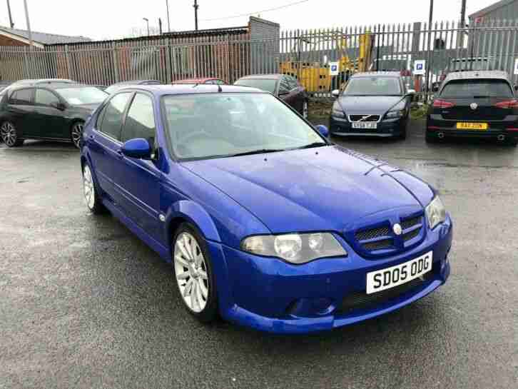 2005 MG ZS 5 Door Hatchback 2 OWNERS