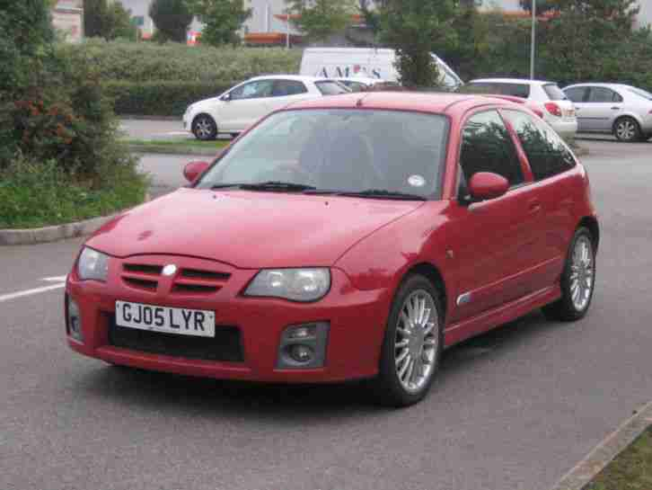 2005 MG ZR+ 105 1.4 CC MOTED JULY 2015 CLEAN CAR RECENTLY HAD NEW CAM BELT