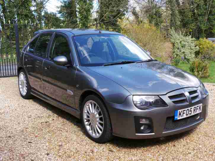 2005 MG ZR 105 TROPHY SE GREY