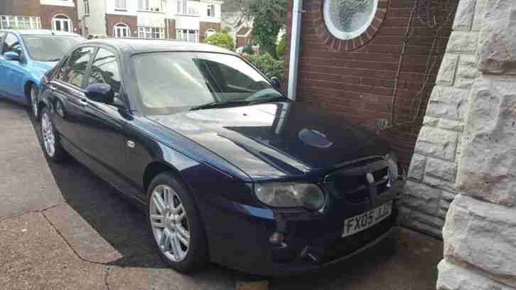 MG ZT. Rover car from United Kingdom