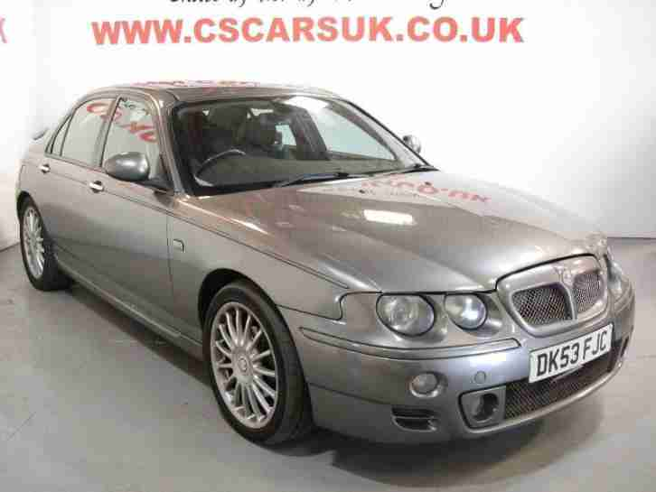MG ZT. Other car from United Kingdom
