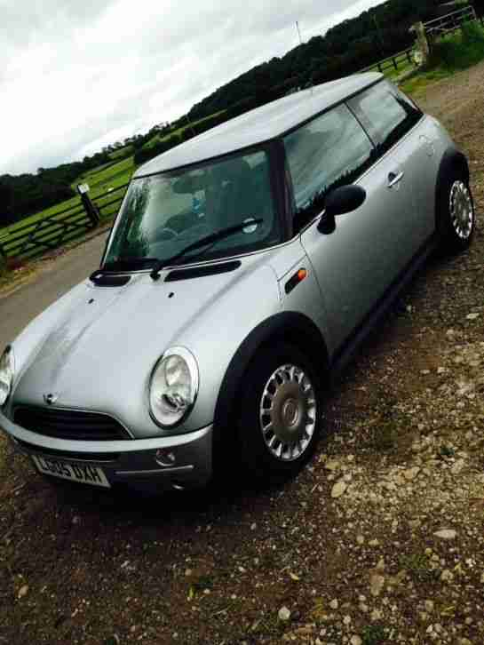 mini 2005 one d silver car for sale. Black Bedroom Furniture Sets. Home Design Ideas