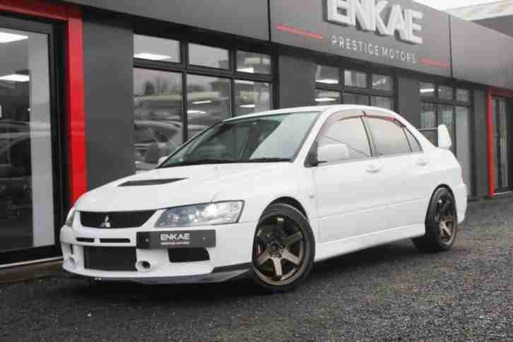 2005 LANCER EVO 9 VERY RARE IN