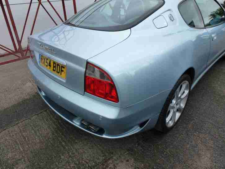 2005 Maserati 4200 GT Coupe Manual - Price £17,995