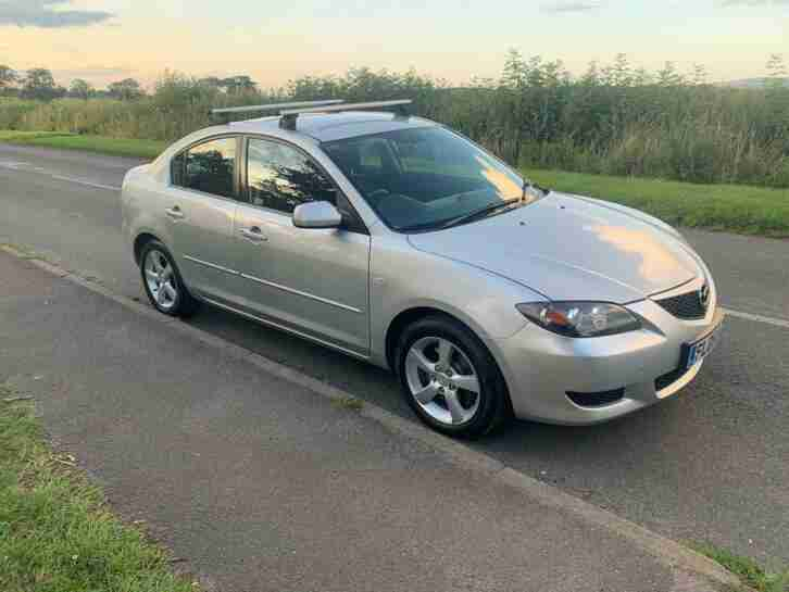 2005 Mazda 3, long MOT, 5 doors, 1 owner.