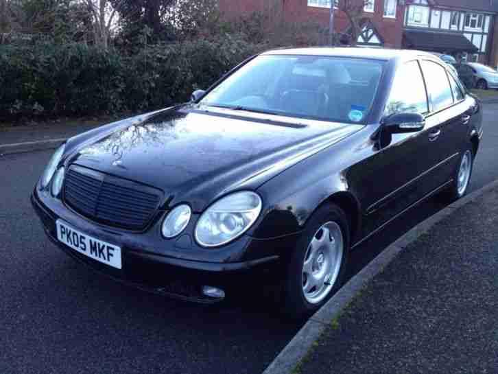 Mercedes benz 2005 e class 2 1td e220 cdi classic 4dr car for 2005 mercedes benz e320 cdi diesel for sale