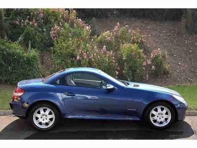 Mercedes benz 2005 slk slk 200k 2dr petrol roadster car for Mercedes benz slk roadster for sale