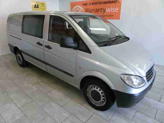 2005 Mercedes Benz Vito 2.1TD Comfort Long