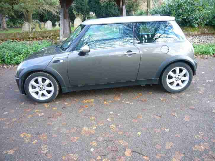 mini 2005 cooper park lane car for sale. Black Bedroom Furniture Sets. Home Design Ideas
