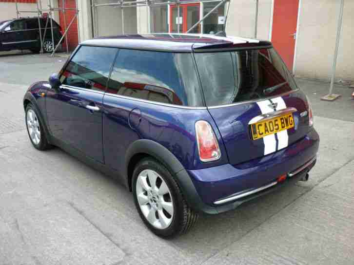 2005 Mini Mini 1.6 Cooper Stunning with the stripes, Finance Available