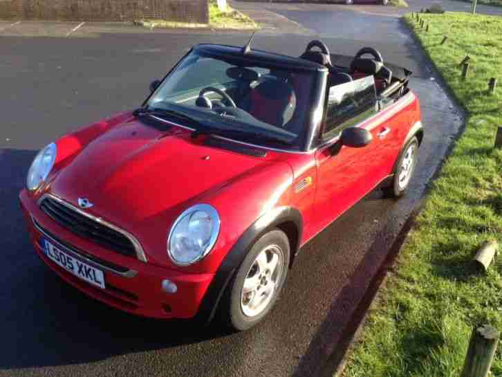 2005 One Convertible 1.6 Petrol