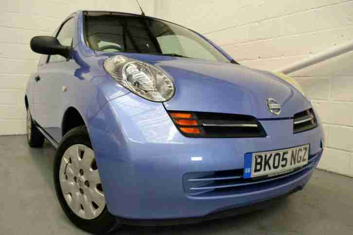 2005 Nissan Micra 1.2 S FULL SERVICE HISTORY www.synergycarcentre.co.uk