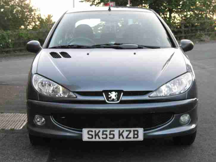 Peugeot 2005 206 1.4 HDI DIESEL 78 MPG £30 ROAD TAX 70,000 MILES FSH