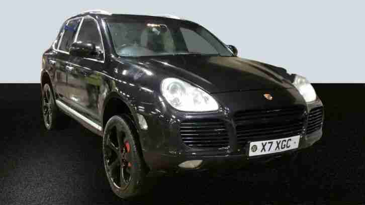2005 CAYENNE 4.5 TURBO TIPTRONIC