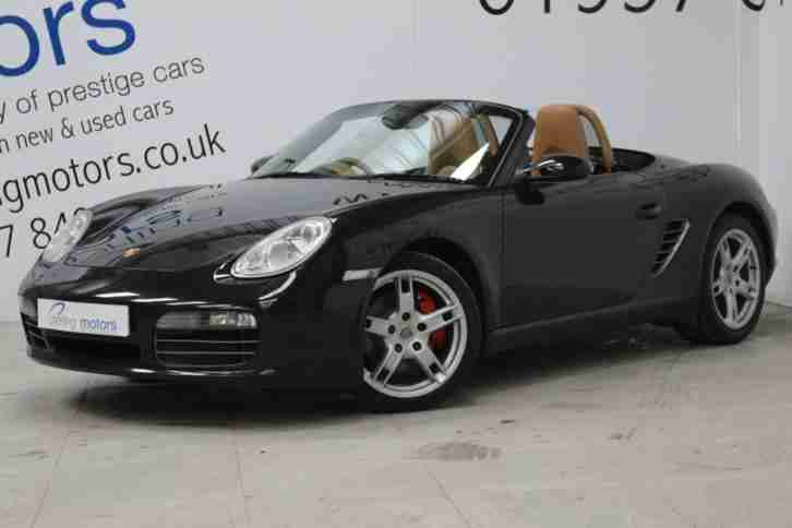 2005 Boxster 3.2 S 2dr Tiptronic S