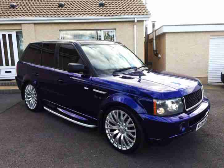 2005 range rover sport 2 7 tdv6 hse car for sale. Black Bedroom Furniture Sets. Home Design Ideas