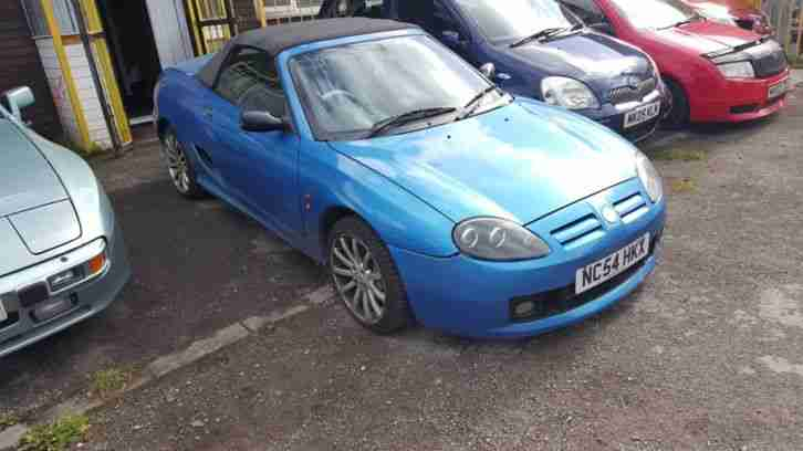 2005 REG TF 1.6 SPARK 115 IN BLUE IDEAL