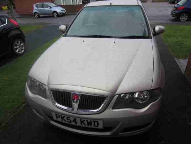 2005 ROVER 45 1.8 SE PETROL AUTOMATIC IN