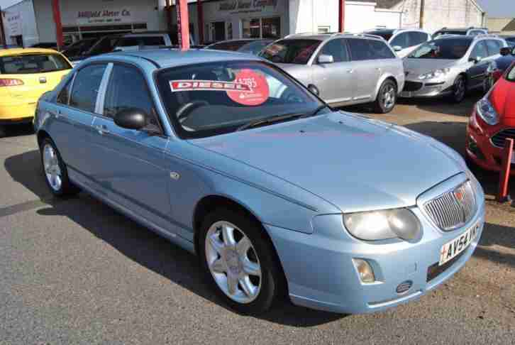 2005 ROVER 75 2.0 CDT Classic 4dr