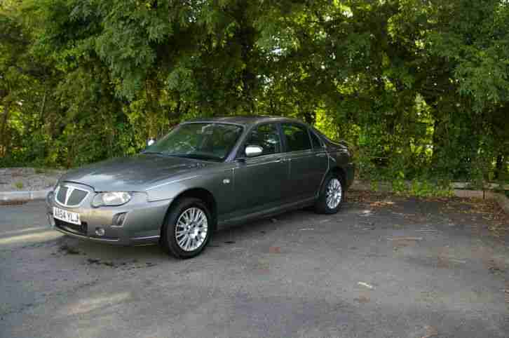 ROVER 75. MG car from United Kingdom