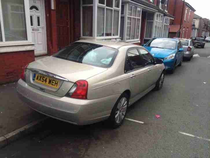 2005 ROVER 75 CONTEMPORARY SE V6 A GOLD
