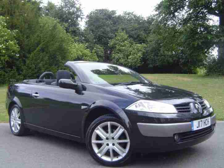 renault 2005 megane 1 9 dci fap dynamique 2dr car for sale. Black Bedroom Furniture Sets. Home Design Ideas