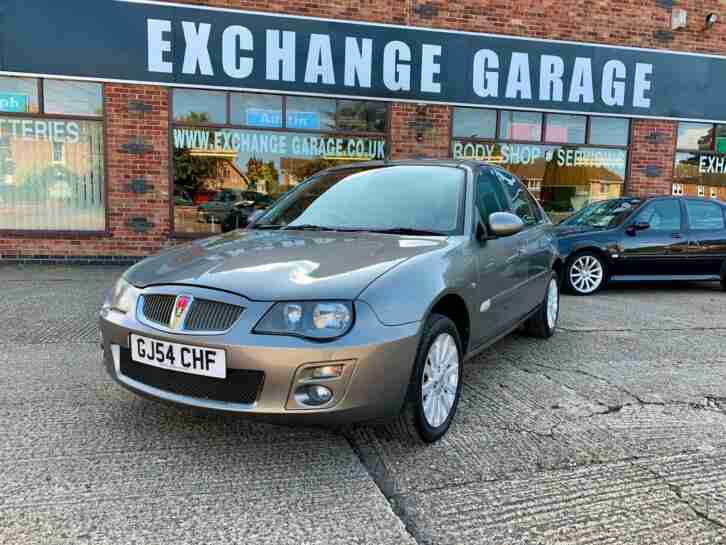 2005 Rover 25 1.4 GSi 5dr Tempest Grey Top Spec