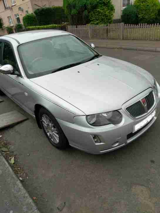 2005 Rover 75 1.8t facelift model,mot till August 2017,great spec,air con,towbar