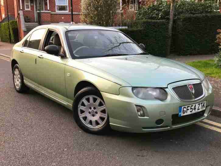2005 Rover 75 2.0 CDT AUTOMATIC DIESEL 1 OWNER
