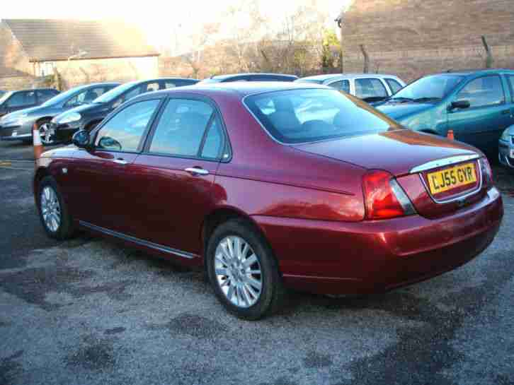 2005 Rover 75 2.0 CDTi Contemporary 4d **NEW MOT**