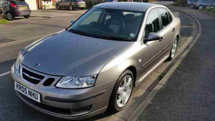 saab 2005 9 3 2 0t vector sport 44 000 miles fsh immaculate. Black Bedroom Furniture Sets. Home Design Ideas