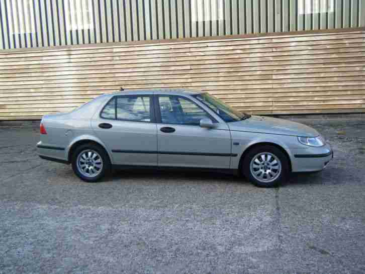 2005 SAAB 9-5 LINEAR AUTO SILVER MOT AND TAX