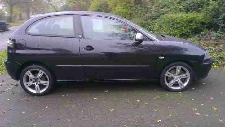 2005 SEAT IBIZA 1.9 TDI FR 130BHP SIX SPEED