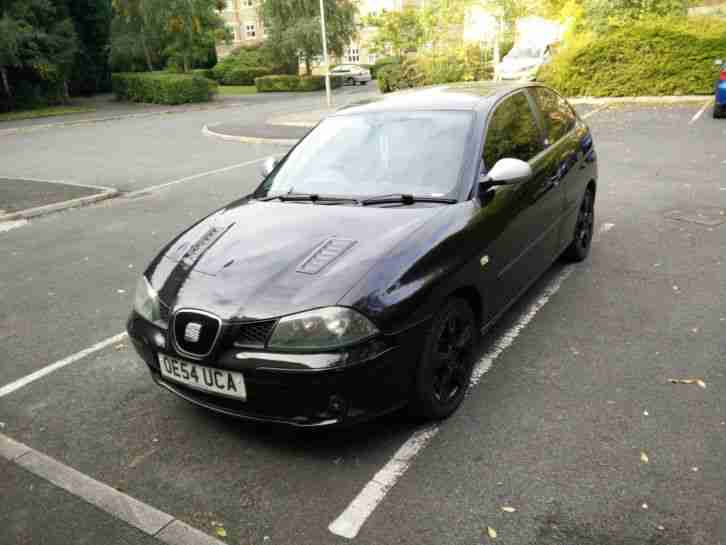 seat ibiza dab 1 9 diesel car for sale. Black Bedroom Furniture Sets. Home Design Ideas
