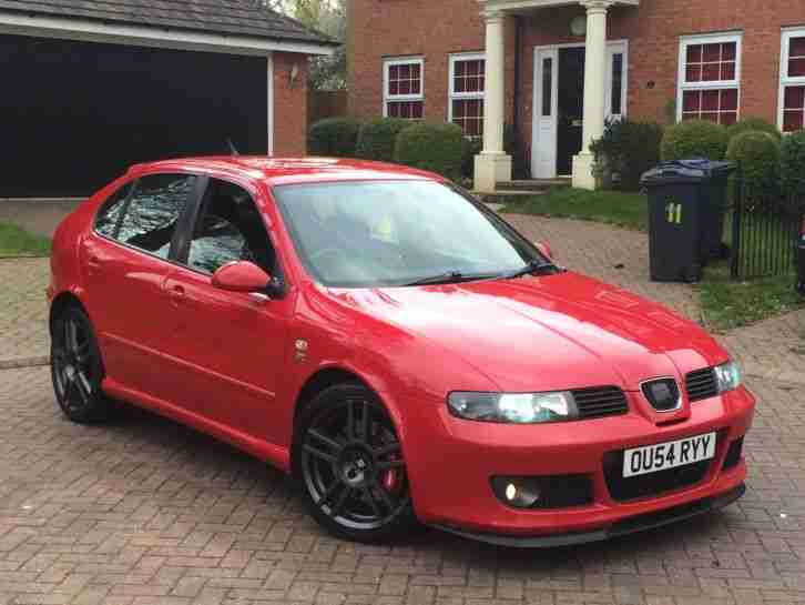 seat 2005 leon cupra r 1 8t 20v 275bhp car for sale. Black Bedroom Furniture Sets. Home Design Ideas