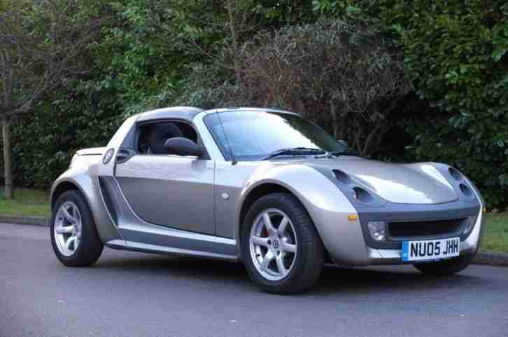2005 smart car roadster 80 auto rhd convertible petrol car for sale. Black Bedroom Furniture Sets. Home Design Ideas