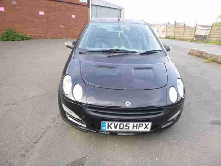 2005 FORFOUR BLACK EDITION BLACK